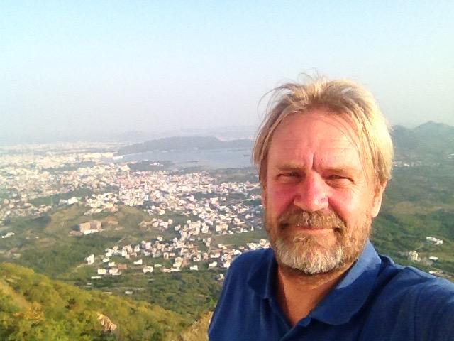 Vagn Olsen i Albanien