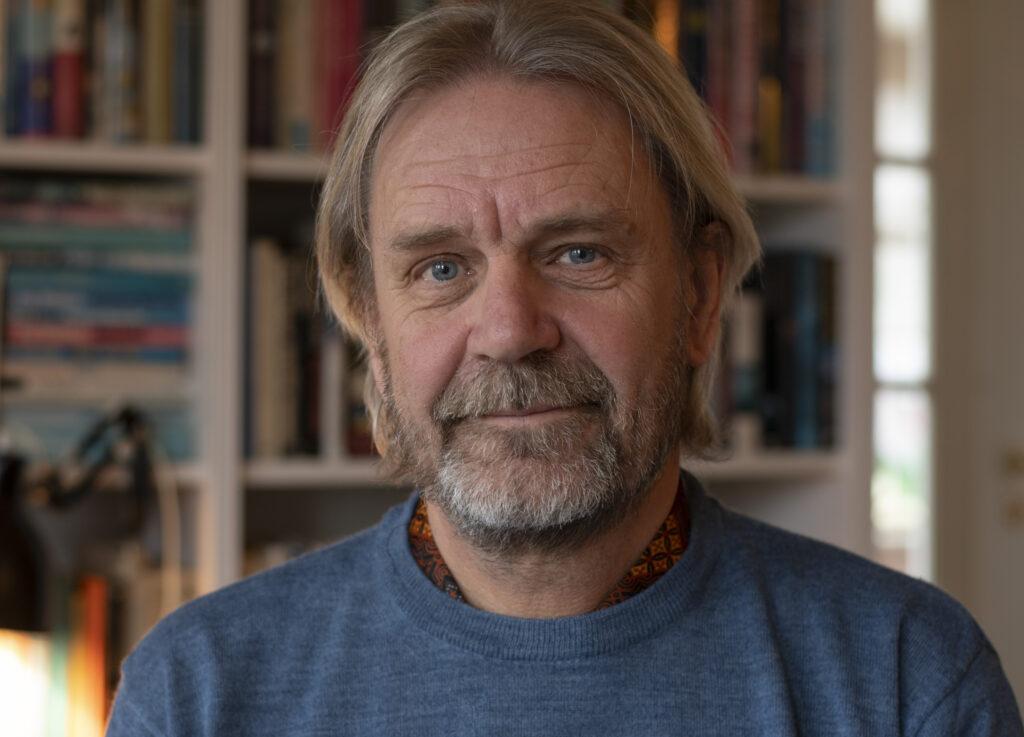 Vagn Olsen, portræt