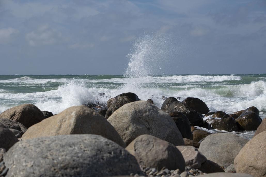 Vesterhavet ved Blåvand
