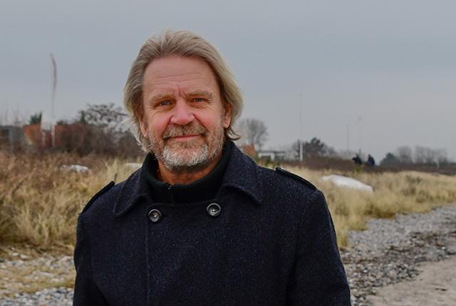 Vagn Olsen, portrætfoto
